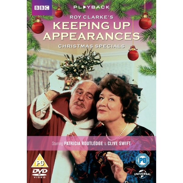 Keeping Up Appearances -The Christmas Specials DVD