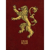 Game of Thrones - Lannister Canvas