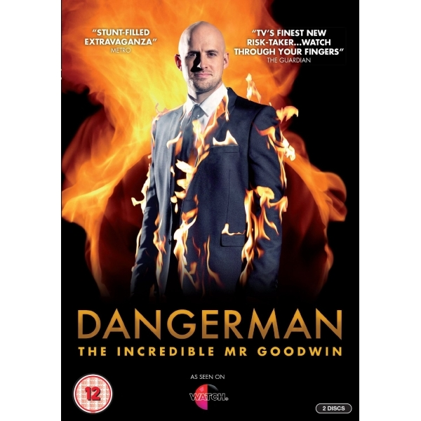 Dangerman: The Incredible Mr. Goodwin DVD