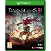 Darksiders III Xbox One Game (Pre-Order Bonus DLC)