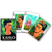 Frida Kahlo  Collectors Playing Cards