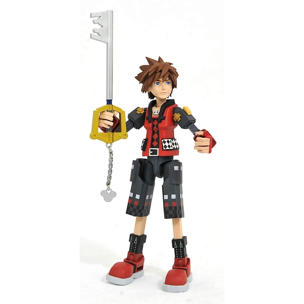 Valor Form Toy Story Sora (Kingdom Hearts 3) Diamond Select Action Figure