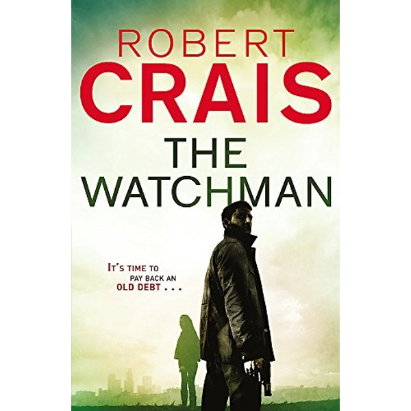 The Watchman by Robert Crais (Paperback, 2011)