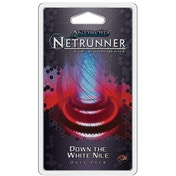 Android Netrunner LCG: Down the White Nile Data Pack