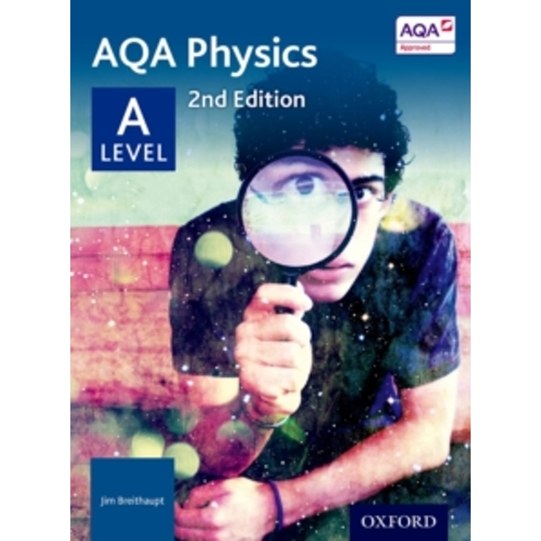 AQA Physics A Level Student Book by Jim Breithaupt (Paperback, 2015)