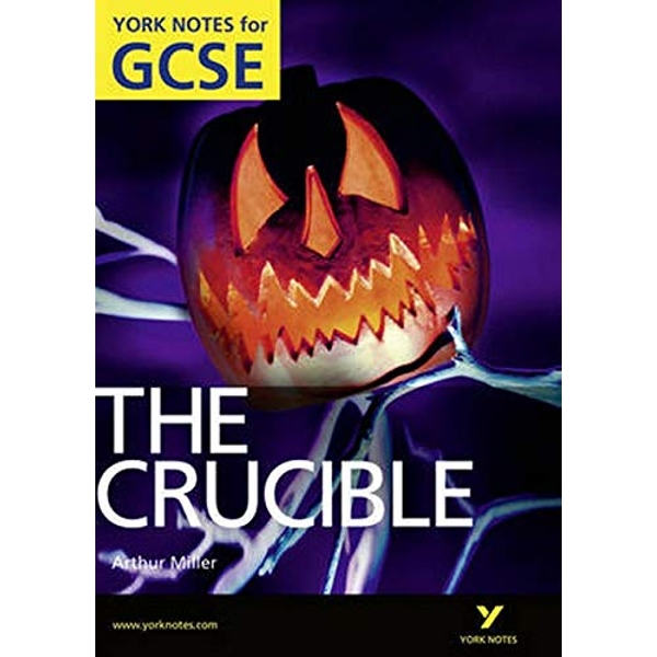 The Crucible: York Notes for GCSE (Grades A*-G) by Martin J. Walker, David Langston (Paperback, 2011)