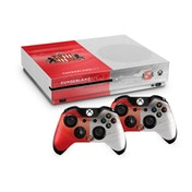 Official Sunderland FC Xbox One S Console Skin and 2x Controller Skin Combo Pack