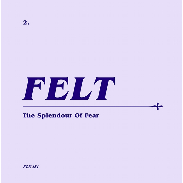 Felt - Crumbling The Antiseptic Beauty Remastered Cd & 7 Inch  Boxset Vinyl