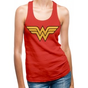 Wonder Woman - Logo Women's X-Large Vest - Red
