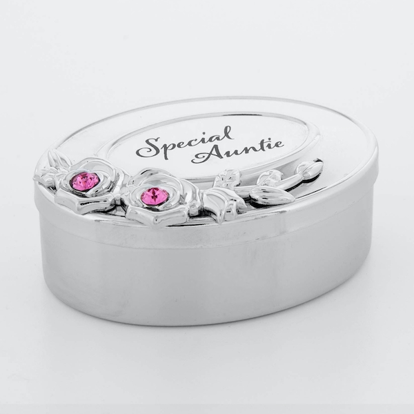 Special Auntie Crystocraft Box Crystals From Swarovski