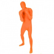 Original Morphsuit Black X-Large Orange