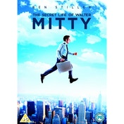 The Secret Life of Walter Mitty DVD