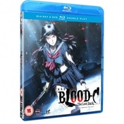 Blood C The Last Dark Blu-ray & DVD Limited Edition
