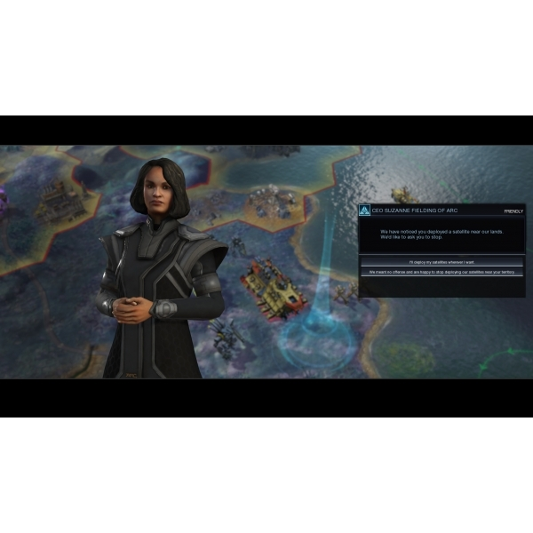 Sid Meier's Civilization Beyond Earth PC Game (with Exoplanets Map Pack DLC) - Image 4