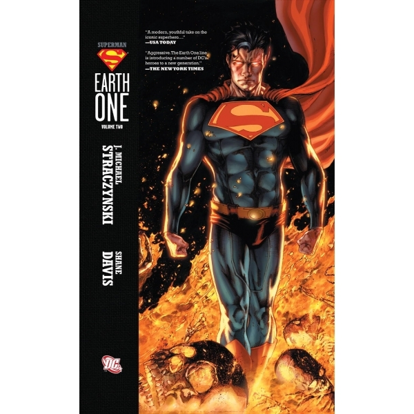 Superman Earth One Volume 2 TP