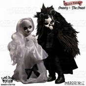 Beauty and the Beast Double Pack (Beauty and the Beast) Living Dead Dolls