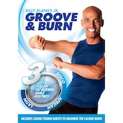 Billy Blanks Jr - Dance With Me: Groove & Burn DVD