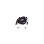 UTP PATCH CABLE (BLACK) 3M