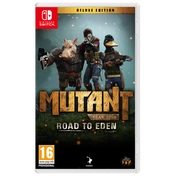 Mutant Year Zero Road to Eden Deluxe Edition Nintendo Switch Game