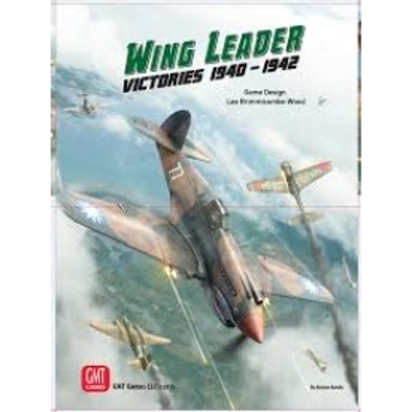 Wing Leader Victories 1940-1942 Board Game