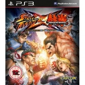 Street Fighter X Tekken Game PS3