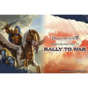 Dragoborne TCG: Rally to War Booster Box (20 Packs)
