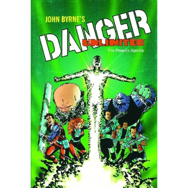 Danger Unlimited Limited Edition Hardcover