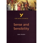 Sense and Sensibility: York Notes Advanced by Delia Dick (Paperback, 2001)