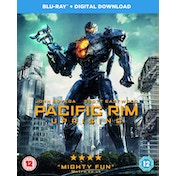Pacific Rim Uprising Blu-Ray   Digital Download