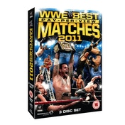 WWE - The Best PPV Matches Of 2011 DVD