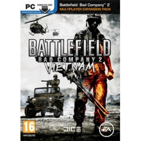 Battlefield Bad Company 2 Vietnam Expansion PC