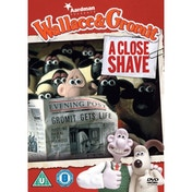 Wallace & Gromit A Close Shave DVD