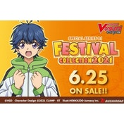 CardFight Vanguard OverDress TCG: Special Series Festival Collection 2021 Booster Box (10 Packs)