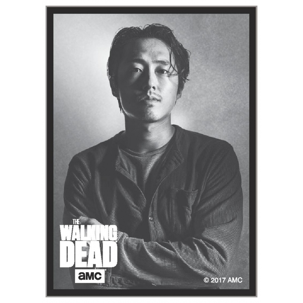 Ultra Pro The Walking Dead - Glenn Deck Protector Sleeves (Pack of 50)