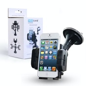 YouSave Accessories Universal Car Holder for iPhone 6  6s and Galaxy S6  S7 and Edge