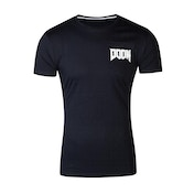Doom - Helmet Icon Men's X-Large T-Shirt - Black