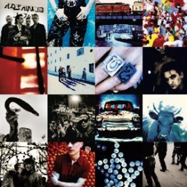 U2 Achtung Baby 20th Anniversary Edition CD