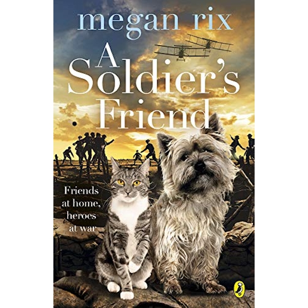 A Soldier's Friend by Megan Rix (Paperback, 2014)