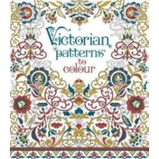 Victorian Patterns to Colour by Struan Reid (Paperback, 2017)