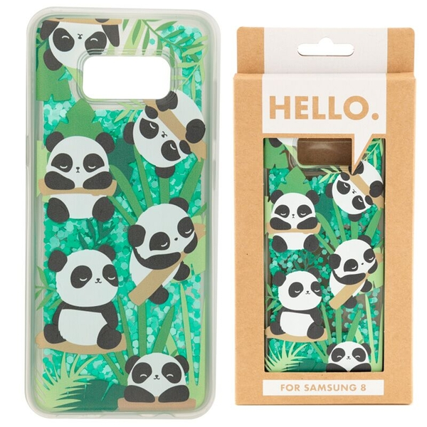 Panda Design Samsung 8 Phone Case