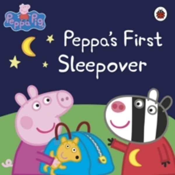 Peppa Pig: Peppa's First Sleepover by Penguin Books Ltd (Paperback, 2012)