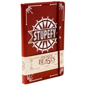 Stupefy (Fantastic Beasts) Hardcover Ruled Journal