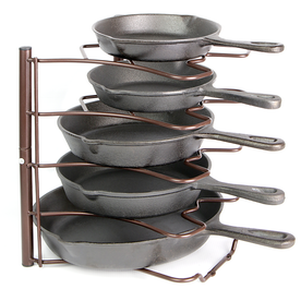 5 Layer Tiered Pan Holder | M&W