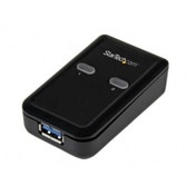2 Port 2-to-1 USB 3.0 Peripheral Sharing Switch USB Powered