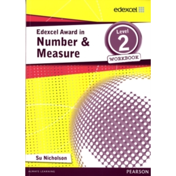 Edexcel Award in Number and Measure Level 2 Workbook