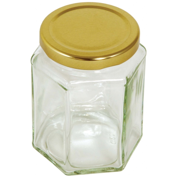 Tala Preserving Jar Hexagonal 340g