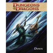 Dungeons & Dragons Volume 3: Down Hardcover