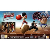 One Piece Burning Blood Preorder Edition PS4 Game (With Luffy DLC)