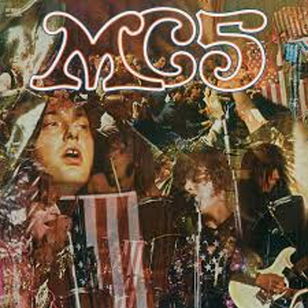 MC5 – Kick Out The Jams Limited Edition Red/White/Blue Split Vinyl
