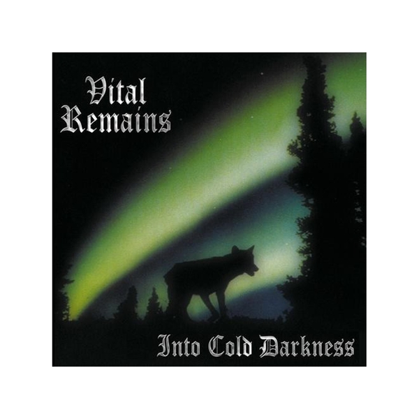 Vital Remains - Into Cold Darkness CD